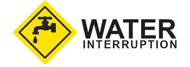 Image result for water service interruption notice